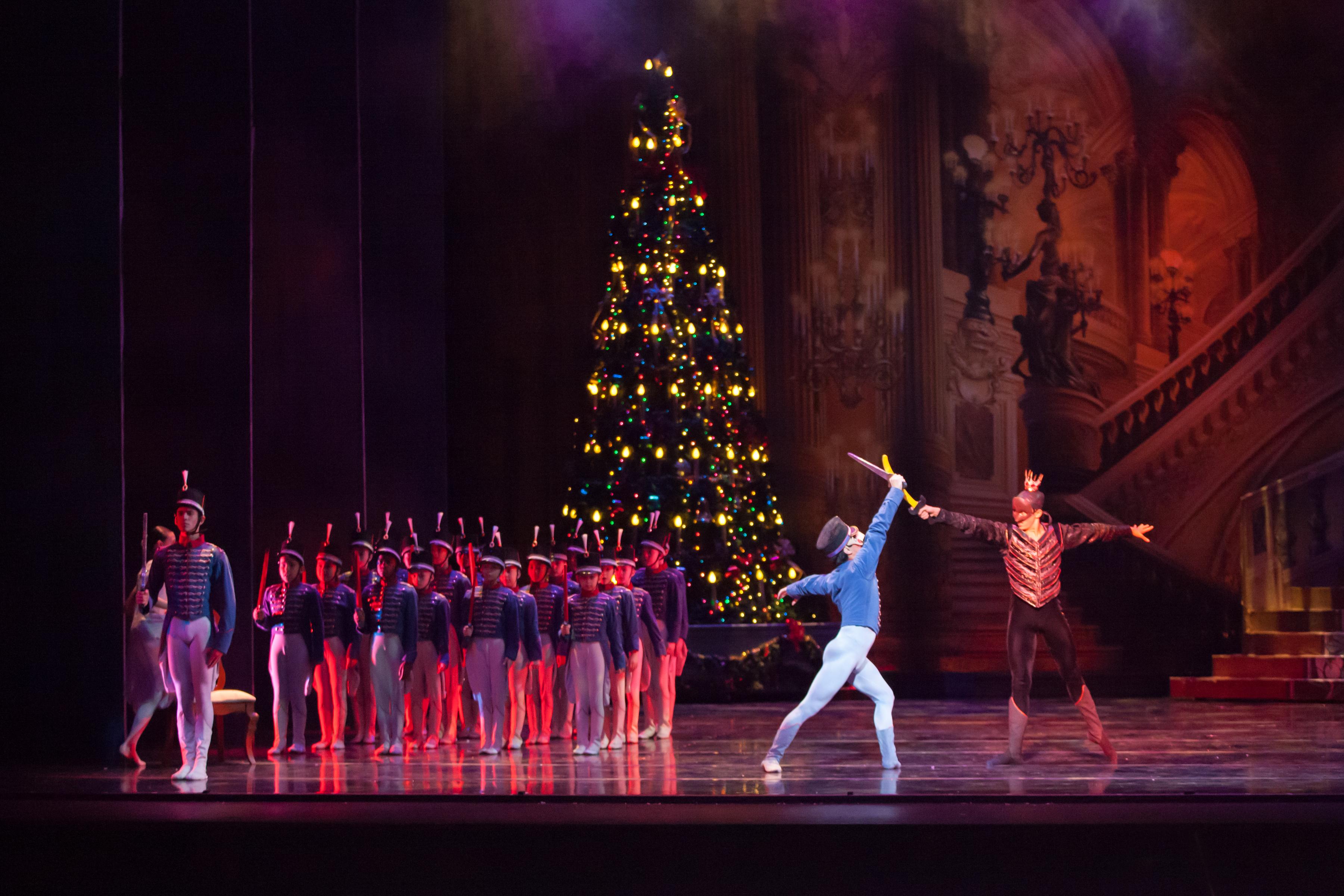 Tulsa Ballet Presents The Nutcracker Tulsa Ballet