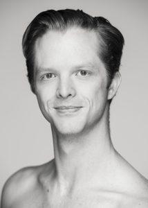 Andrew Fassbender Corps de Ballet