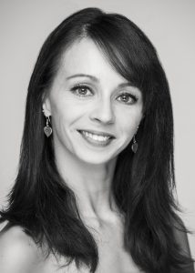 Madalina Stoica Senior Soloist