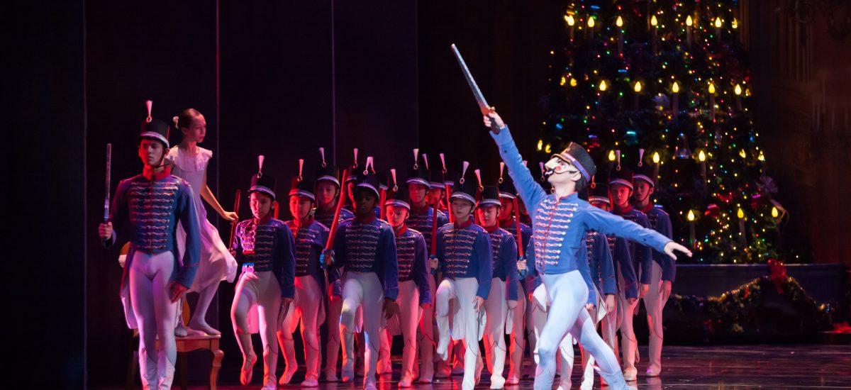 Nutcracker Auditions Tulsa Ballet